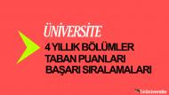 Ermeni Dili ve Edebiyatı 2018 2019 Taban Puanları Başarı Sıralaması