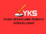 YKS Puan Hesaplama Robotu GÜNCELLENDİ