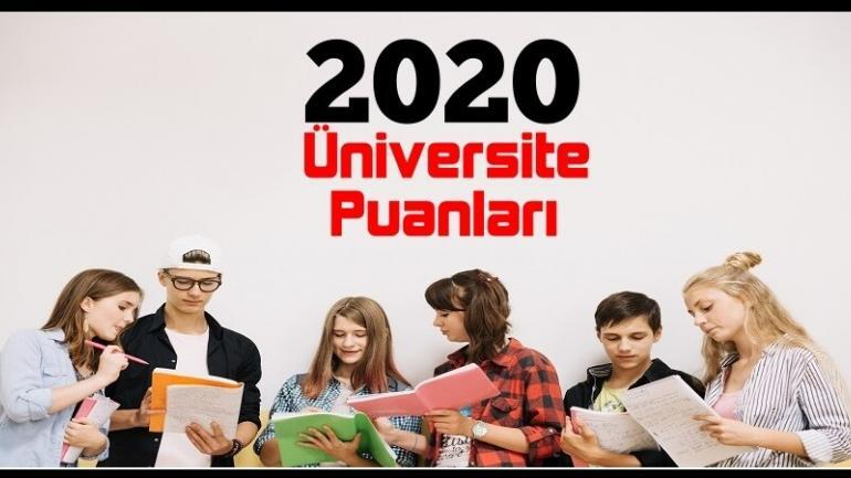 Adnan Menderes Üniversitesi 2020 Taban Puanları Başarı Sıralaması