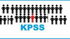 KPSS-2018/2 Taban Puanları (Atama Puanları)