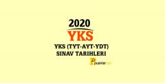 2020 TYT – AYT – YDT Ne Zaman? 2020 YKS Sınavı Geri Sayım