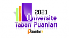 ABDULLAH GÜL ÜNİVERSİTESİ 2021 TABAN PUANLARI BAŞARI SIRALAMALARI (KAYSERİ) (Devlet Üniversitesi)