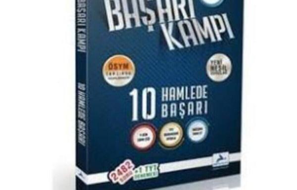 PRF Paraf Yayınları Paraf Tyt Başarı Kampı 10 Hamlede Başarı