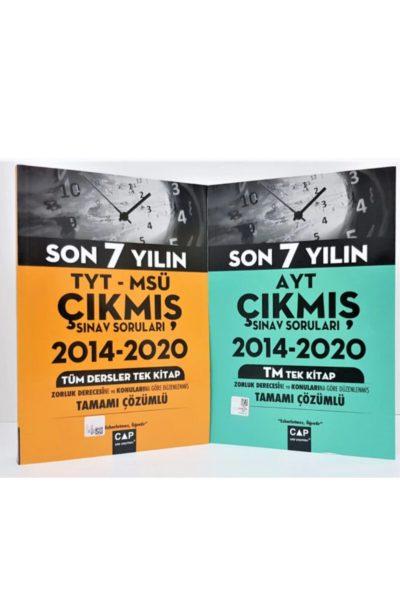2014-2020 Tyt-msü- Ayt Tm Çıkmış Sınav Soruları Set