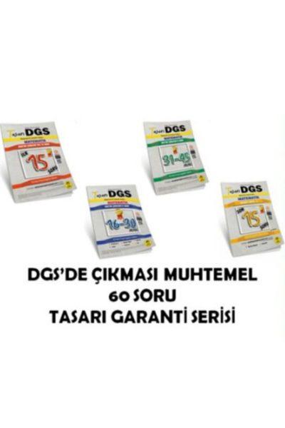 Dgs Matematik 4lü Garanti Serisi Dgs'de Çıkacak 60 Garanti Soru