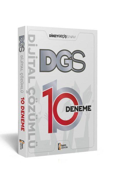 Isem 2021 Dgs 10 Deneme Dijital Çözümlü