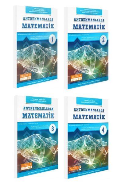 Matematik 1-2-3-4 Kitap Seti 4 Kitap