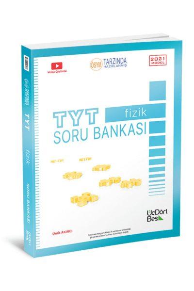 345 Yayınları Tyt Fizik Soru Bankası 2021